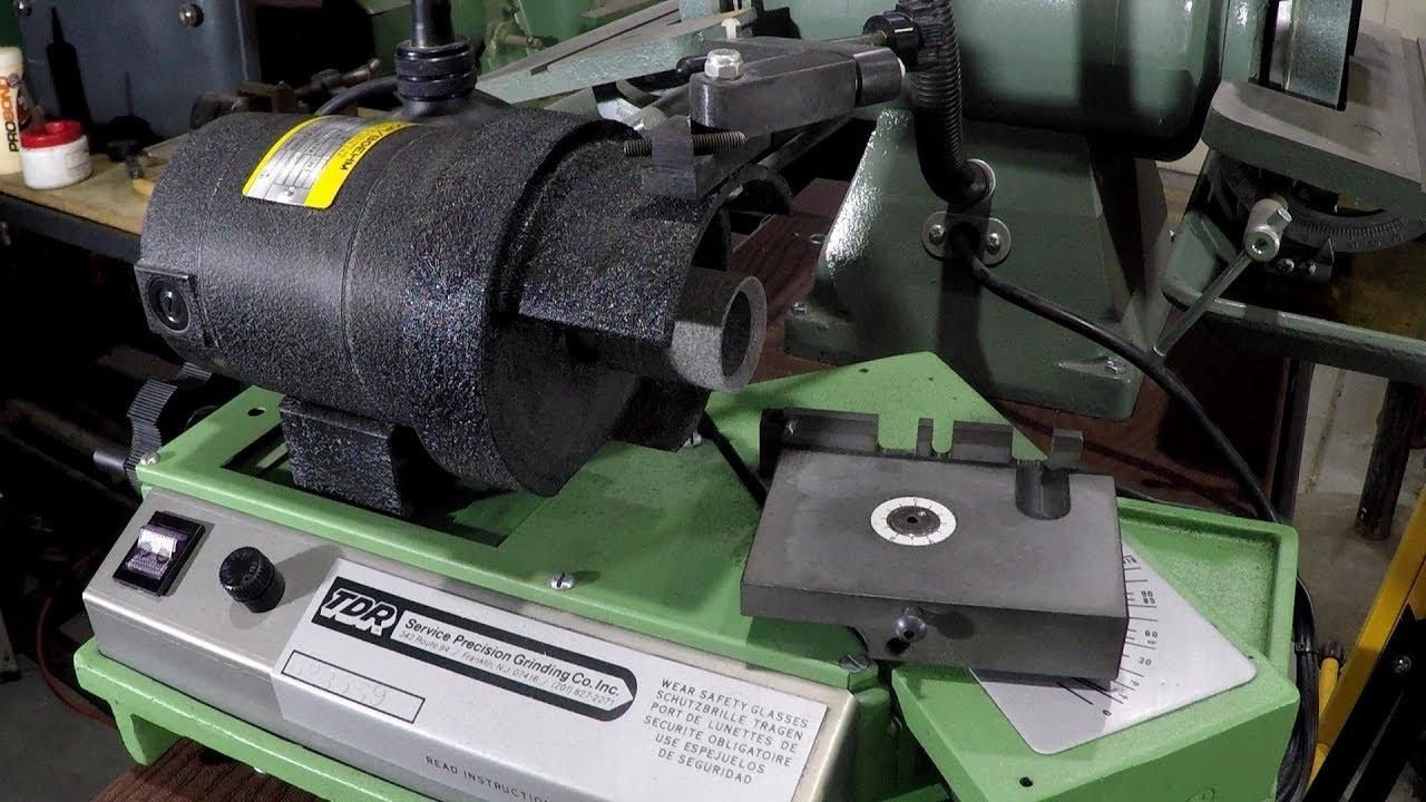 Drill Sharpening Service
