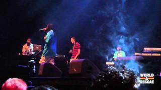 Punky Donch Live - Rotterdam Reggae Festival 2011 - Compilation