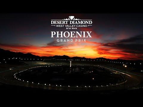 Friday at the 2018 Desert Diamond West Valley Casino Phoenix Grand Prix