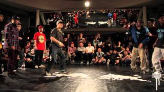 FLUIDO JAM 6 SEMIFINAL: KNUCKLEHEADZ CALI (USA) VS SOUL MAVERICKS (UK)