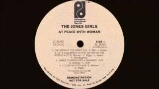 The Jones Girls - Dance Turned Into A Romance (Philadelphia Intern. Records1980)