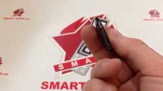 Наклейка эмблема M на рукоятку КПП (25111221613)