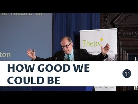 Theos Annual Lecture 2014