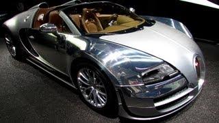 Bugatti Veyron 16 4 Grand Sport Vitesse 2013 Videos
