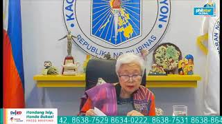 Briones: High migration rate of private school students to public reflects economy
