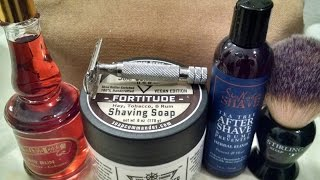 Soap Cmdr Fortitude Head Shave