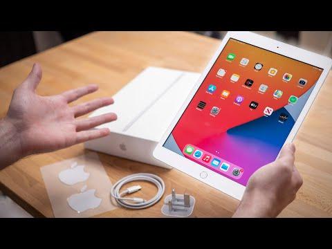 Apple iPad 8th Gen Unboxing