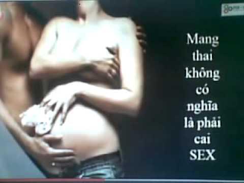 sex khi mang thai