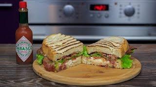Сэндвич с Беконом | BLT Sandwich recipe
