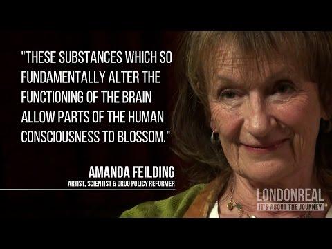 Amanda Feilding on LSD