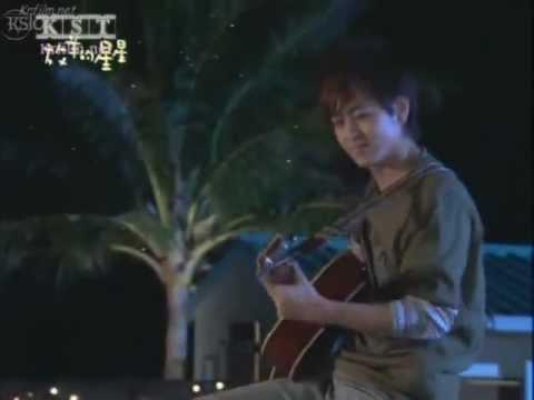 Jimmy Lin singing Kan Guo Lai for Yoo HaNa .mp4