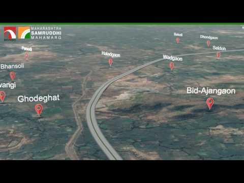 Maharashtra Samruddhi Mahamarg: Proposed Route From Nagpur To Wardha
