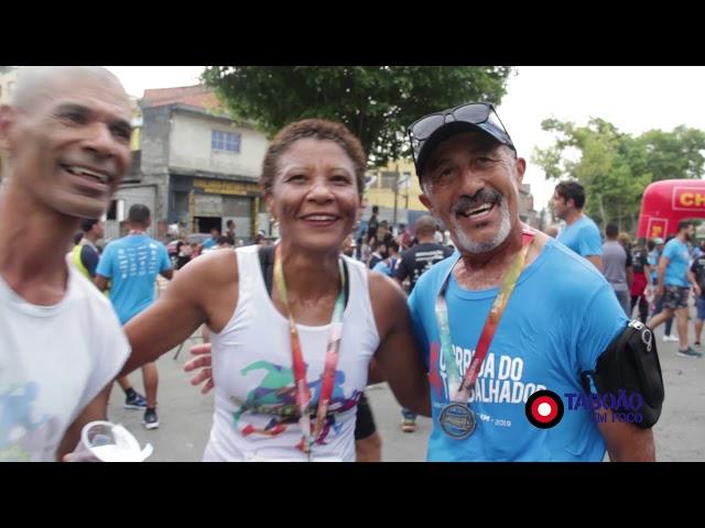 Confira como foi a 14ª Corrida do Trabalhador de Taboão da Serra