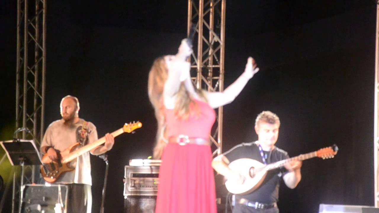 Άννα Βίσση - Βενετία, Άννα Με Πάθος Tour, Λεμεσός (27/07/2013)