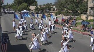 Mayfair HS - The Gladiator - 2018 Duarte Route 66 Parade