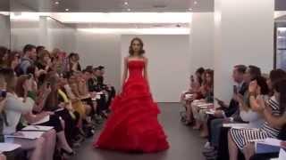 Свадебная коллекция Vera Wang Весна 2013