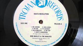 Bob Marley & The Wailers - Duppy Conqueror (1974 - TRLS 89) Original Cut!