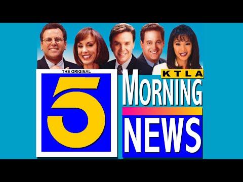 1992 KTLA Los Angeles Riots Coverage (Airdates 1992-04-29  - 1992-05-04)
