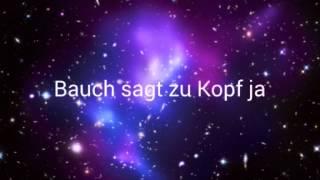 Mark Forster , Bauch und Kopf '  Lyrics