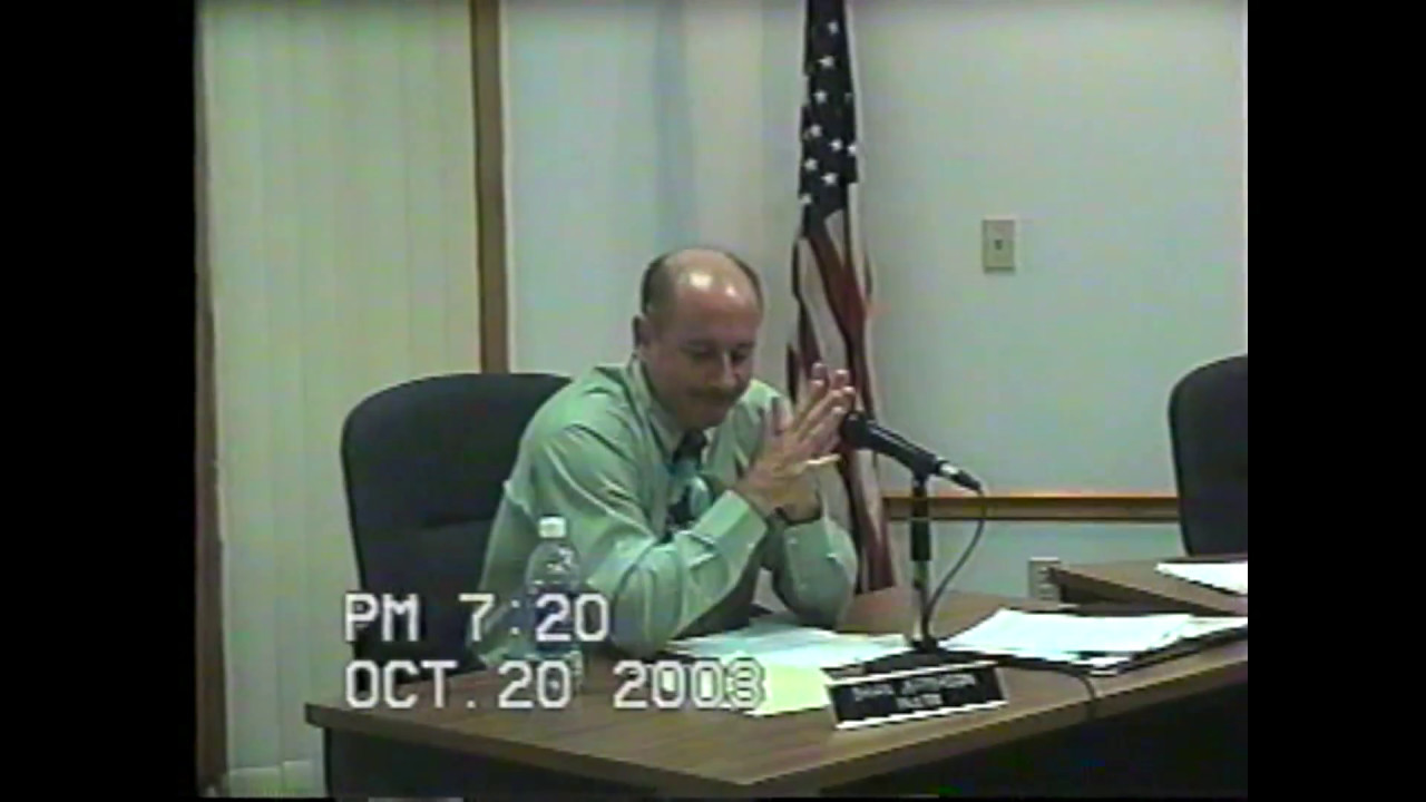 Rouses Point Village Board  10-20-03