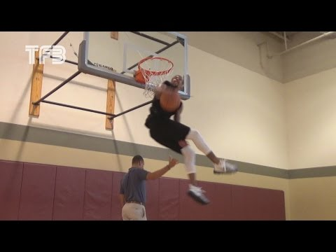 Guy Dupuy EASTBAY SCORPION DUNK! SICK Dunk Session!