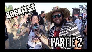 MTLVOXPOP - Vox Pop au Rockfest 2018 - Partie 2