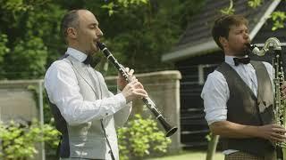 Nieuw Amsterdams Klarinet Kwartet plays Maler