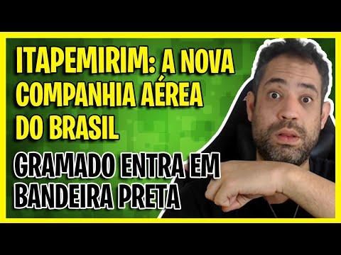 GRAMADO/CANELA ENTRAM EM BANDEIRA PRETA! BRASIL GANHA NOVA COMPANHIA AÉREA: A ITAPEMIRIM!