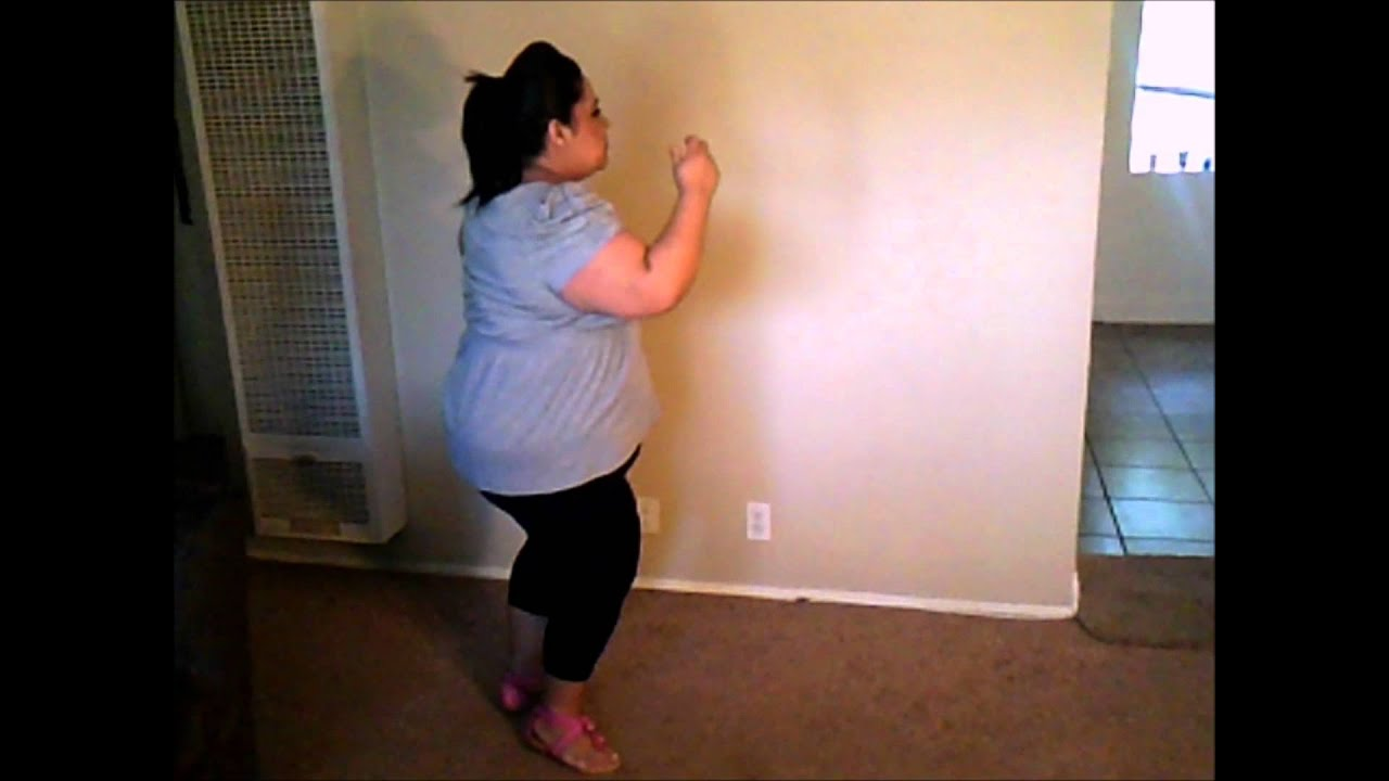 Bbw wife warming up