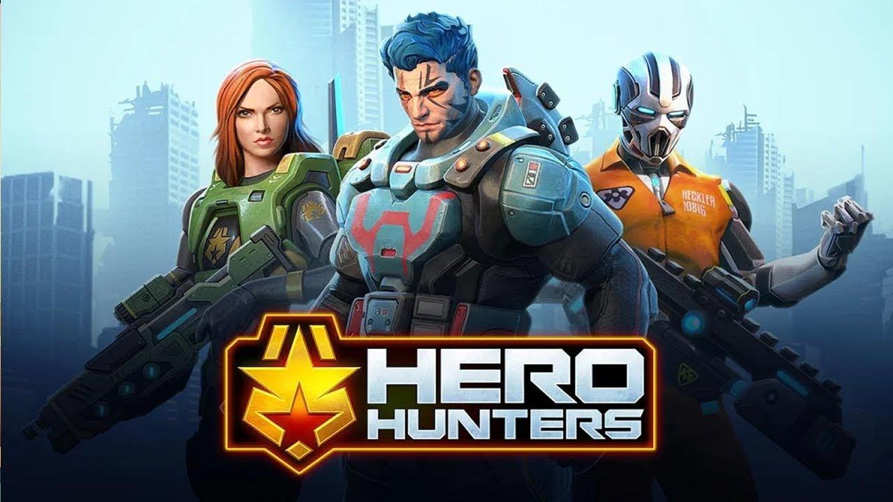 Hero Hunters telecharger gratuit sans verification humaine