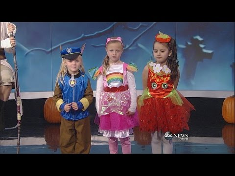 Popular Halloween Costumes In 2015 | ABC News