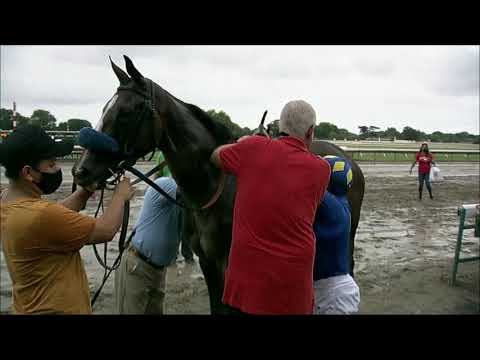 video thumbnail for MONMOUTH PARK 07-24-20 RACE 6