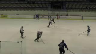 Хоккей ЛНХЛ за 3 м. Ударник-Айсберг 19.04.2018 г. 3 пер. Пермь