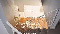 NEW PRICE $154,000! NEW BRIDGE REALTORS PRESENTS 3860 W BREESE RD. LIMA, OH 45806