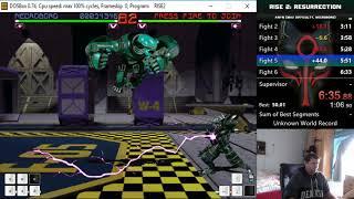 Rise 2: Resurrection - Speedrun - Any% (Max Difficulty, Necroborg) - 27:33 [WR]