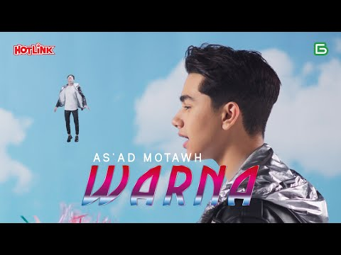 As'ad Motawh - Warna (Official Music Video)