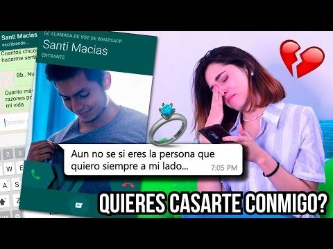 BROMA con canción a mi NOVIO Santimaye - MARRY ME Jason Derulo - Song Lyric Prank | Kika Nieto
