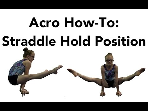 how to hold a position in