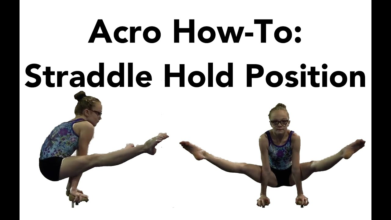How To Straddle