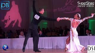 Part 3!Embassy 2017! World Pro Smooth! Peter Perzhu and Izabella!