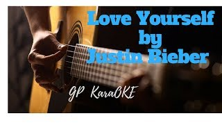 Love Yourself by Justin Beiber GP Karaoke