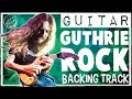 Rock Funk Backing Track Guthrie Govan Style in Em