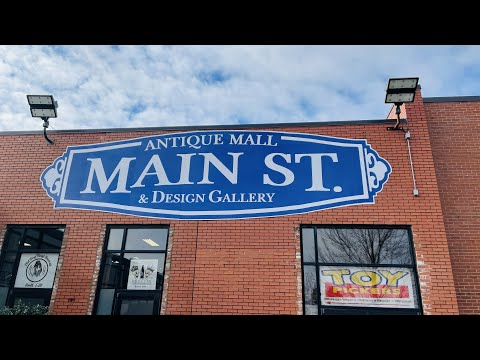 Main Street Antiques and Design Gallery - Mooresville, NC - How Awesome Is This Place?