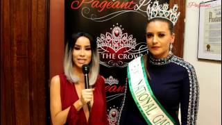 Paige Cassetta Miss National Garden Teen - PageantLive NY with Lisa Opie