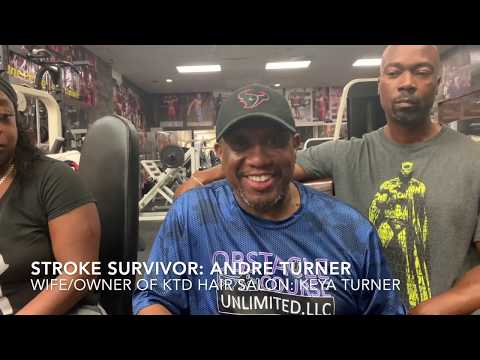 STROKE SURVIVOR TELLS HOW HE SURVIVED AND RECOVER TIPS