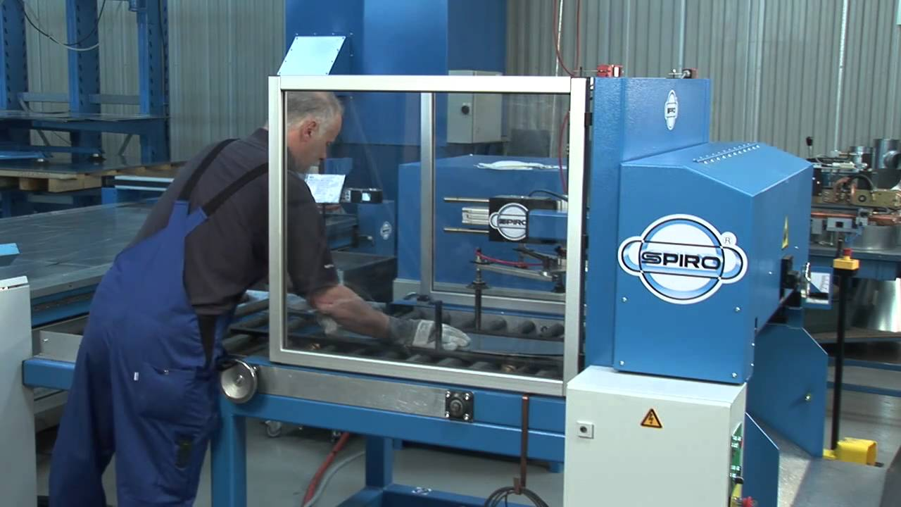 Spiral Helix Machinery M4v Youtube