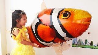 Van Pretend Play with Magic Playhouses Fun Story for Kids, BaBiBum
