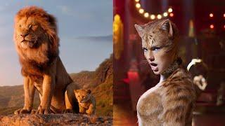 «Кошки» и «Король Лев»: куда приводит реализм?