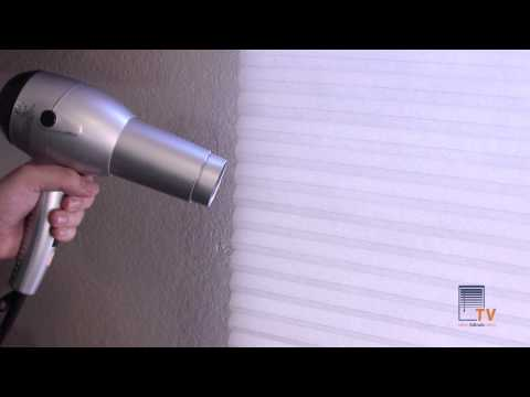 How to Clean Honeycomb Shades from Selectblinds.ca