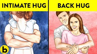 8 Types Of Hugs And What They Say About Your Relationship